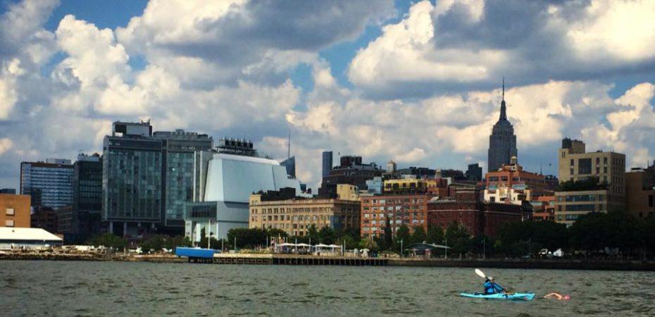 História das águas abertas: 105 anos nadando em torno da Ilha de Manhattan