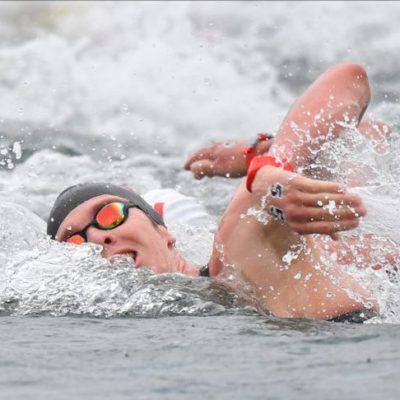 Nadadores canadenses de águas abertas selecionados para a qualificação Olímpica