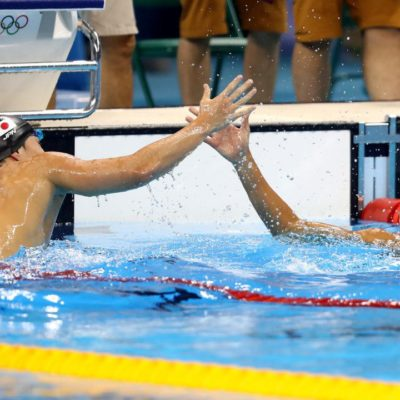 Seletivas japonesas de natação para as Olimpíadas de Tóquio confirmadas para abril