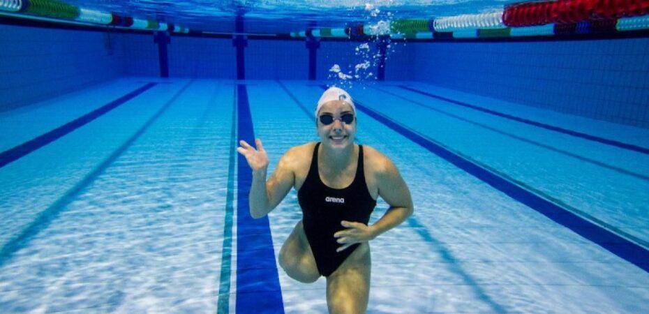 Estrelas e novatos da natação paralímpica se encontram na primeira Série Mundial em Lewisville – USA